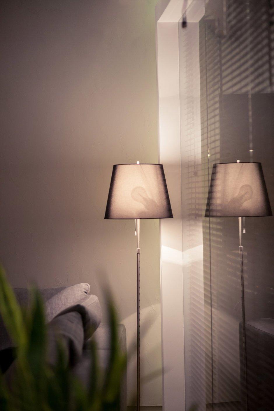 Фотография: Мебель и свет в стиле Лофт, Современный, Квартира, Дома и квартиры – фото на INMYROOM