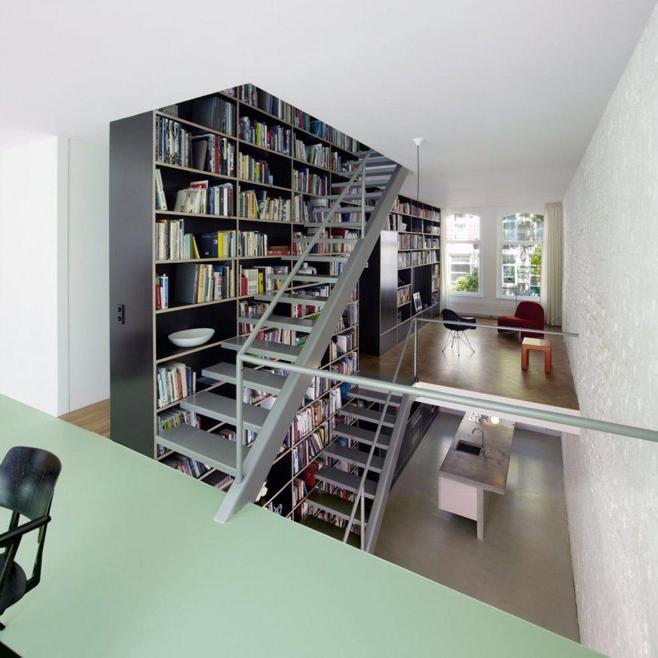 Фотография:  в стиле Современный, Лофт, Квартира, Дома и квартиры – фото на InMyRoom.ru