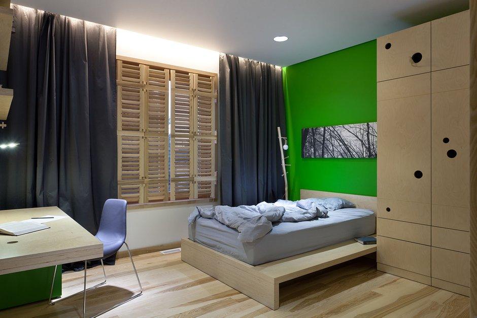 Фотография: Спальня в стиле Современный, Дом, Дома и квартиры, Проект недели, Эко – фото на INMYROOM