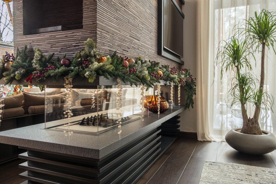 Фотография:  в стиле , Декор интерьера, Дом, Рождество – фото на INMYROOM