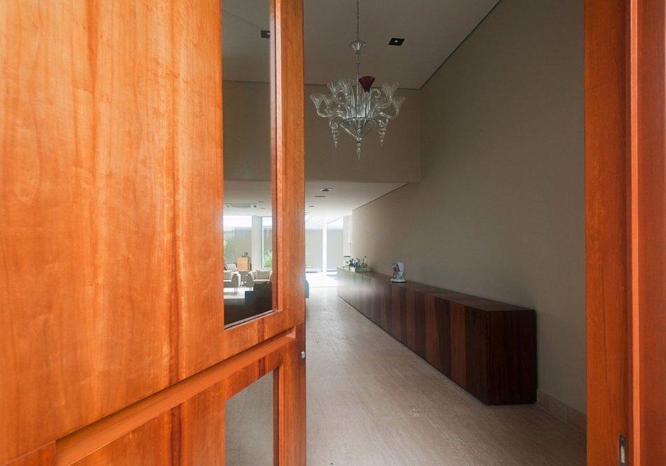 Фотография:  в стиле Современный, Дом, Дома и квартиры, Бассейн – фото на INMYROOM