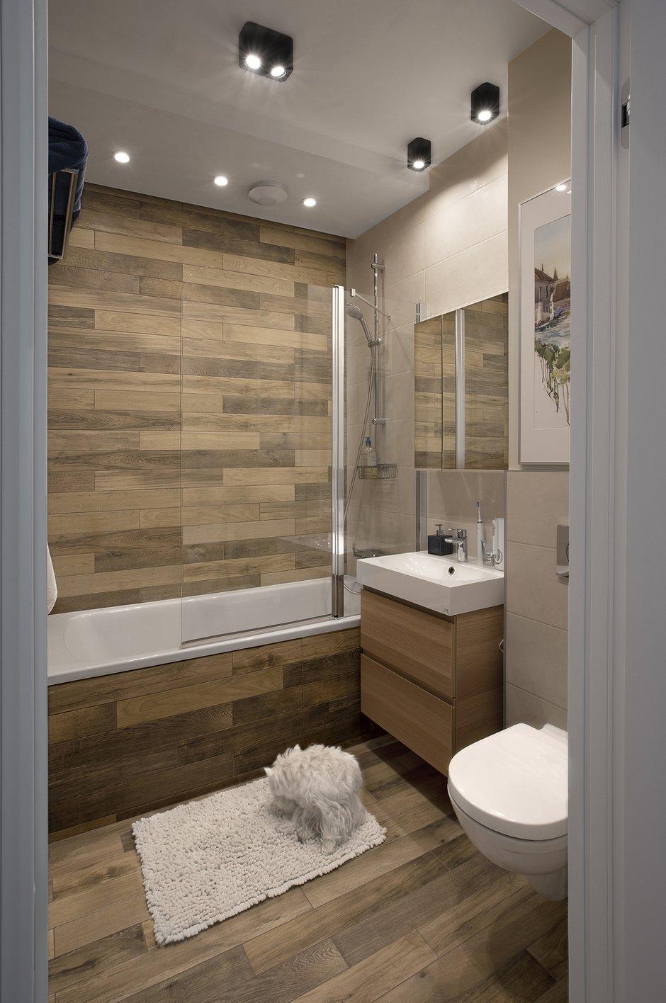 Фотография: Ванная в стиле Современный, Квартира, Проект недели, Санкт-Петербург, 3 комнаты, 60-90 метров, BAS.architects – фото на INMYROOM