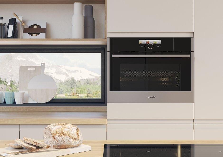 Фотография:  в стиле , Кухня и столовая, Gorenje, Советы, simplicity, Gorenje Simplicity – фото на INMYROOM