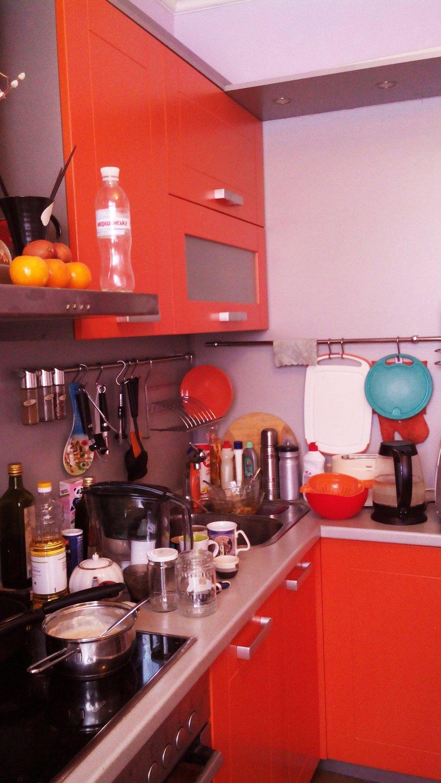 Фотография:  в стиле , Классический, Эклектика, Квартира, Проект недели – фото на InMyRoom.ru