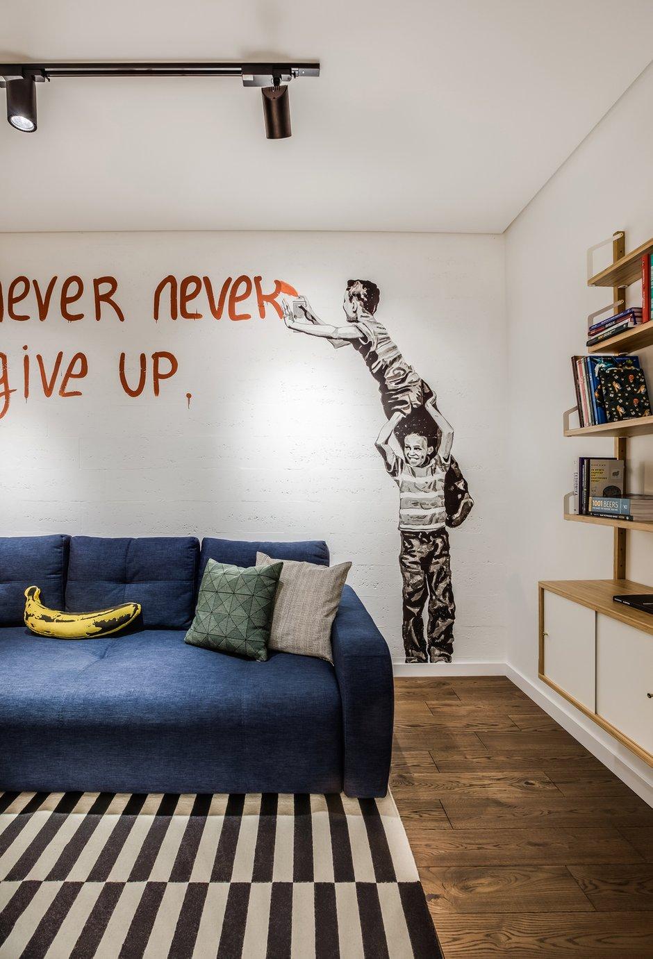 Фотография: Детская в стиле Лофт, Современный, Квартира, Проект недели, Киев, Boho Studio, 3 комнаты, 60-90 метров – фото на INMYROOM