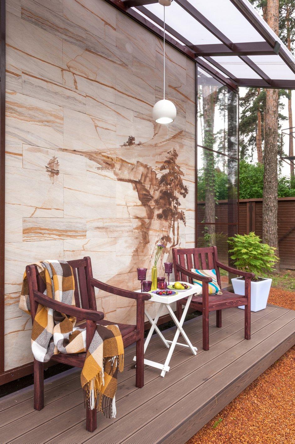 Фотография: Балкон, Терраса в стиле Прованс и Кантри, Восточный, Дом, Дома и квартиры – фото на INMYROOM