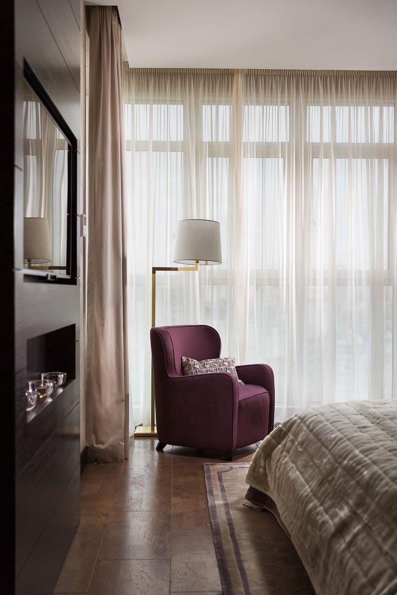 Фотография: Спальня в стиле Классический, Современный, Эклектика, Квартира, Проект недели – фото на INMYROOM