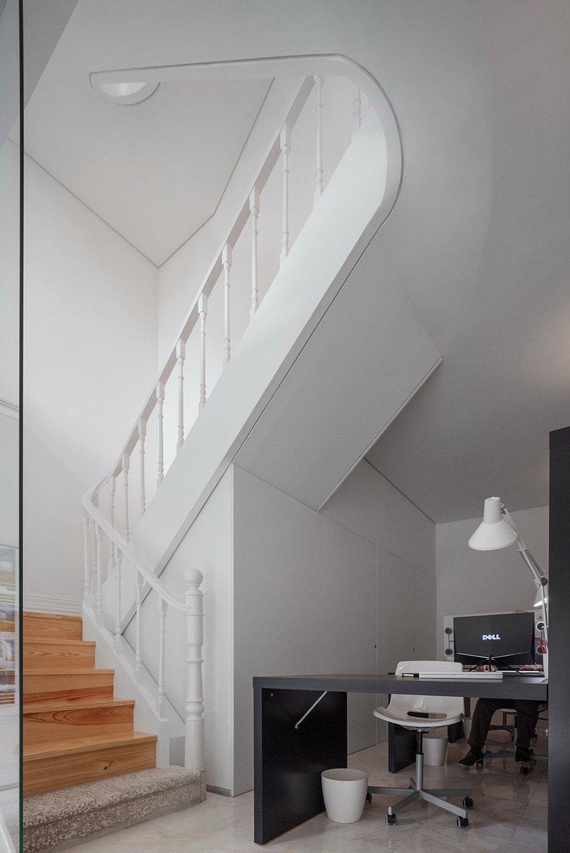 Фотография: Офис в стиле Скандинавский, Декор интерьера, Дом, Цвет в интерьере, Дома и квартиры, Белый – фото на INMYROOM