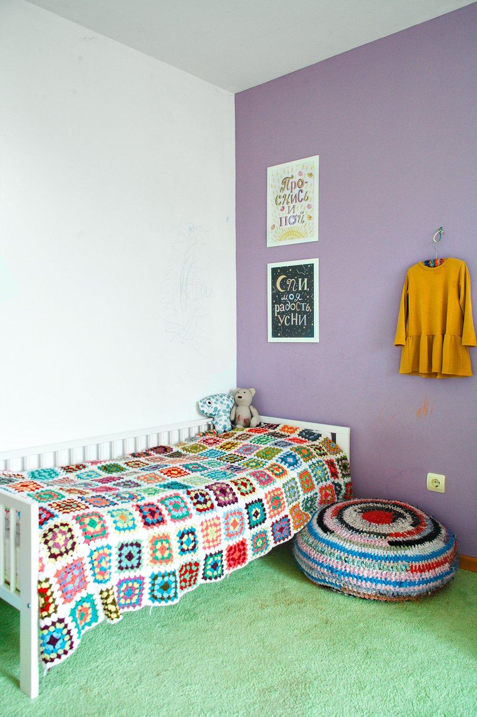 Фотография: Детская в стиле Прованс и Кантри, Скандинавский, Эклектика, Квартира, Дома и квартиры, IKEA – фото на INMYROOM