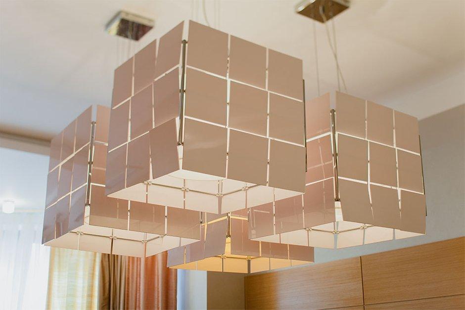 Фотография: Мебель и свет в стиле Современный, Квартира, Дома и квартиры, Москва – фото на INMYROOM