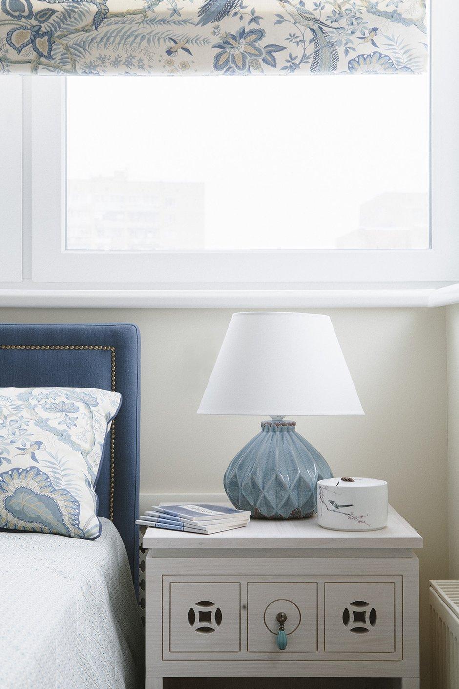 Фотография: Спальня в стиле Классический, Квартира, Проект недели, Химки, Инна Величко, 3 комнаты, 60-90 метров – фото на INMYROOM
