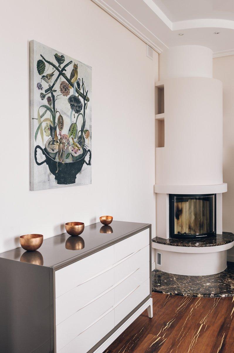 Фотография: Гостиная в стиле Скандинавский, Дом, Дома и квартиры, Проект недели – фото на INMYROOM