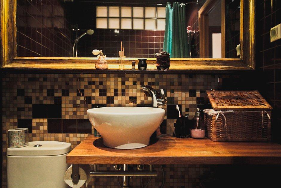 Фотография: Ванная в стиле Восточный, Квартира, Декор, Дома и квартиры, IKEA – фото на INMYROOM
