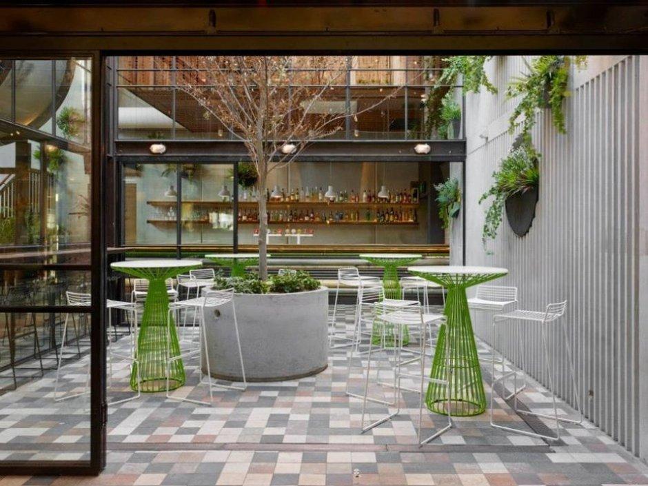 Фотография:  в стиле Современный, Австралия, Дома и квартиры, Городские места, Мельбурн – фото на InMyRoom.ru