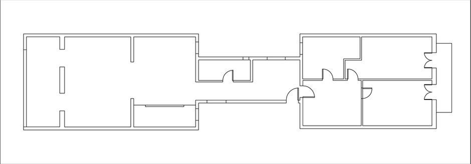 Фотография: Планировки в стиле , Квартира, Дома и квартиры, Перепланировка, Барселона, Модерн – фото на INMYROOM