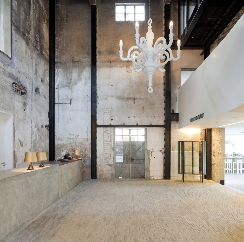 Фотография:  в стиле Лофт, Дома и квартиры, Городские места – фото на InMyRoom.ru