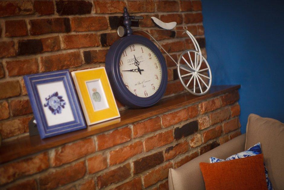 Фотография: Декор в стиле Лофт, Квартира, Проект недели, Химки, Ануш Аракелян, Монолитный дом, ЖК «Правый Берег» – фото на INMYROOM