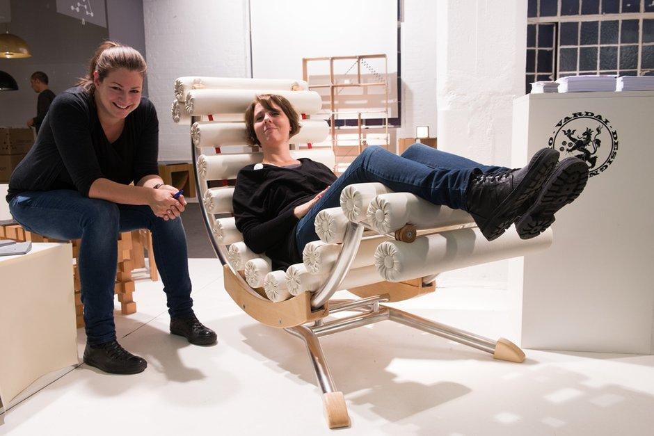 Фотография: Мебель и свет в стиле Современный, Индустрия, События, Лондон, B&B Italia – фото на INMYROOM
