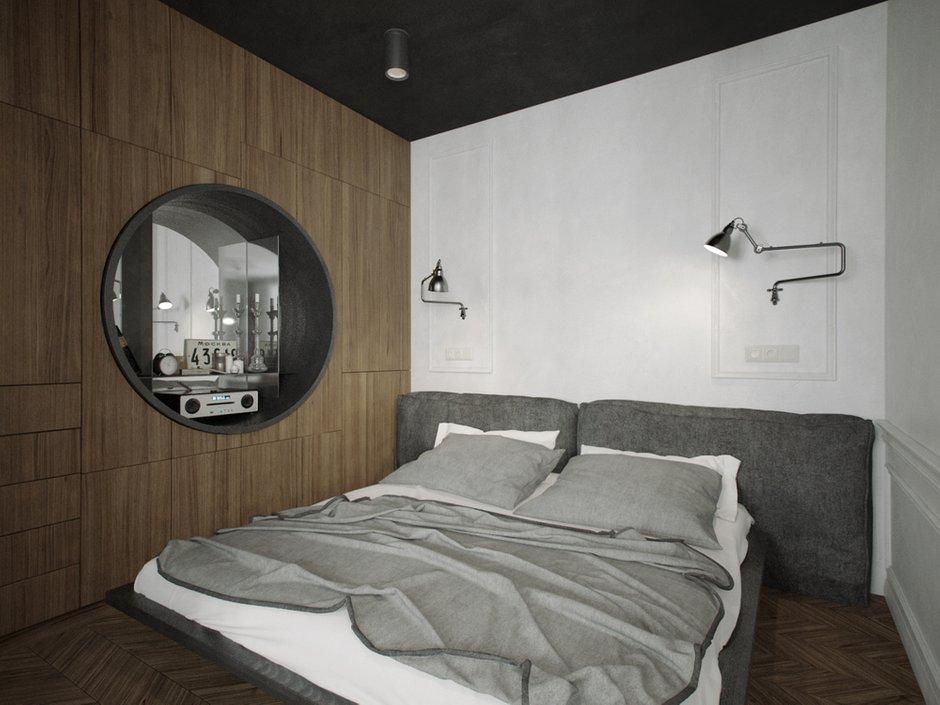 Фотография: Спальня в стиле Современный, Эклектика,  – фото на INMYROOM