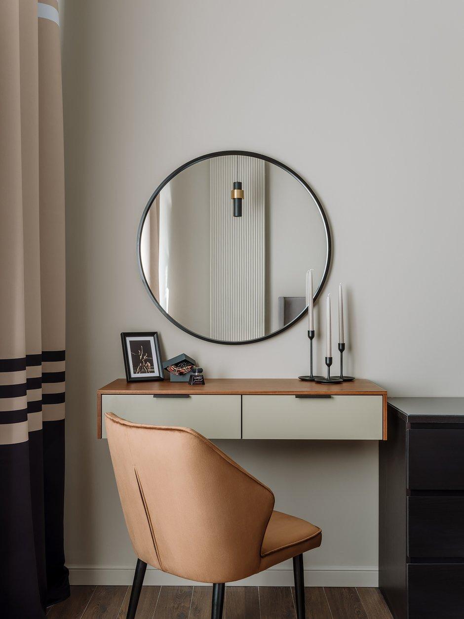 Фотография: Спальня в стиле Современный, Квартира, Проект недели, 3 комнаты, 60-90 метров – фото на INMYROOM