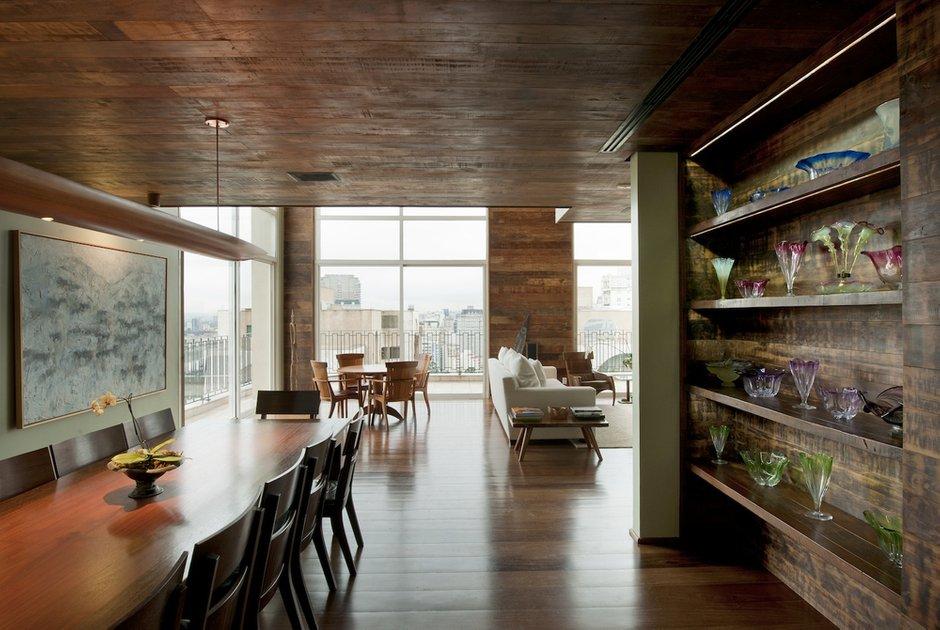 Фотография: Кухня и столовая в стиле Современный, Декор интерьера, Декор дома, Бразилия, Пол, Сан-Паулу, Потолок – фото на INMYROOM