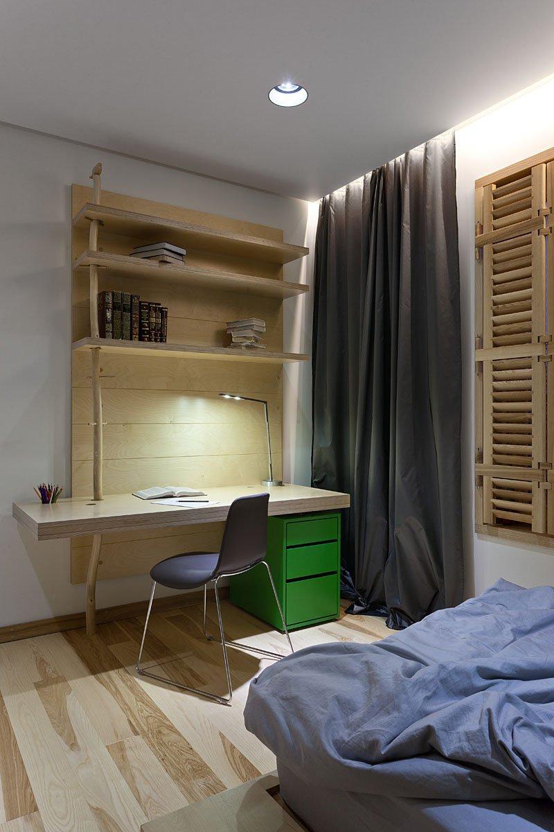 Фотография: Офис в стиле Современный, Дом, Дома и квартиры, Проект недели, Эко – фото на INMYROOM