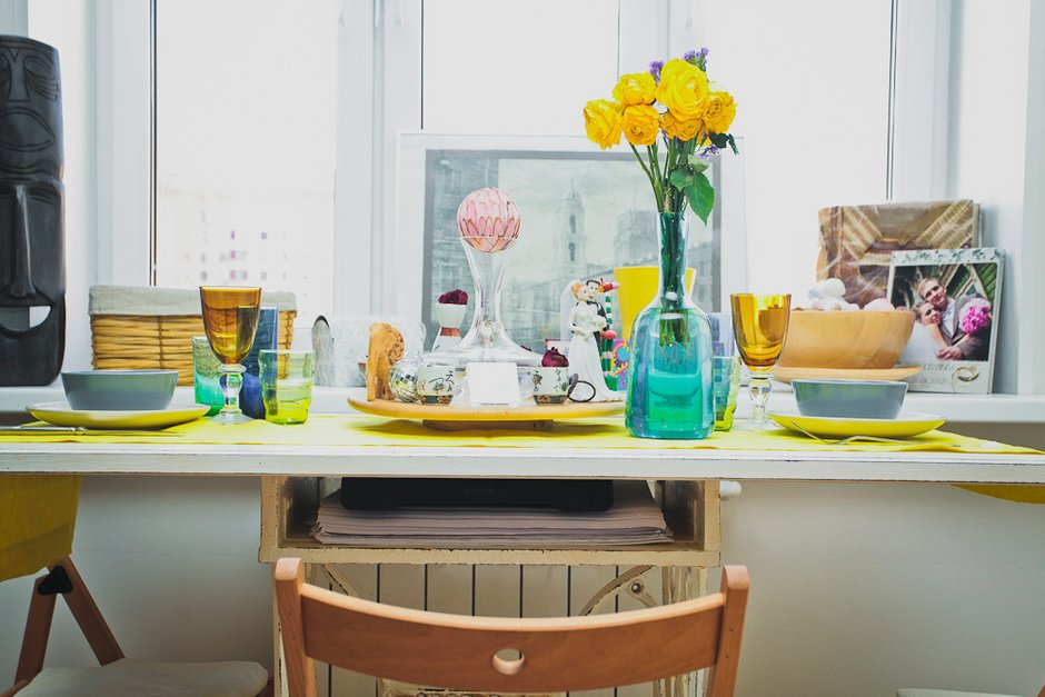 Фотография: Кухня и столовая в стиле Скандинавский, Квартира, Декор, Дома и квартиры, IKEA – фото на INMYROOM