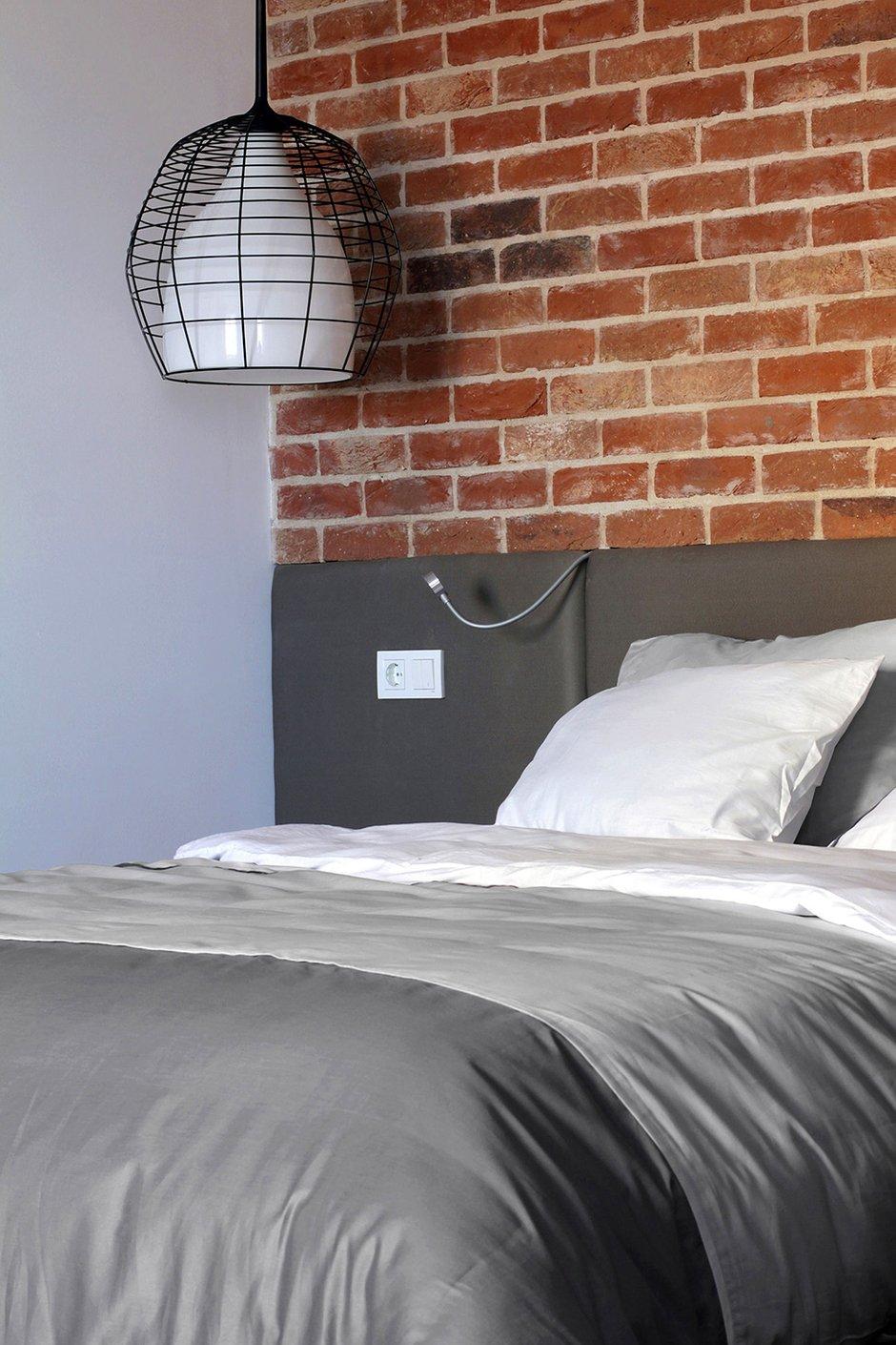 Фотография: Спальня в стиле Лофт, Декор интерьера, Квартира, Дома и квартиры, Проект недели – фото на INMYROOM