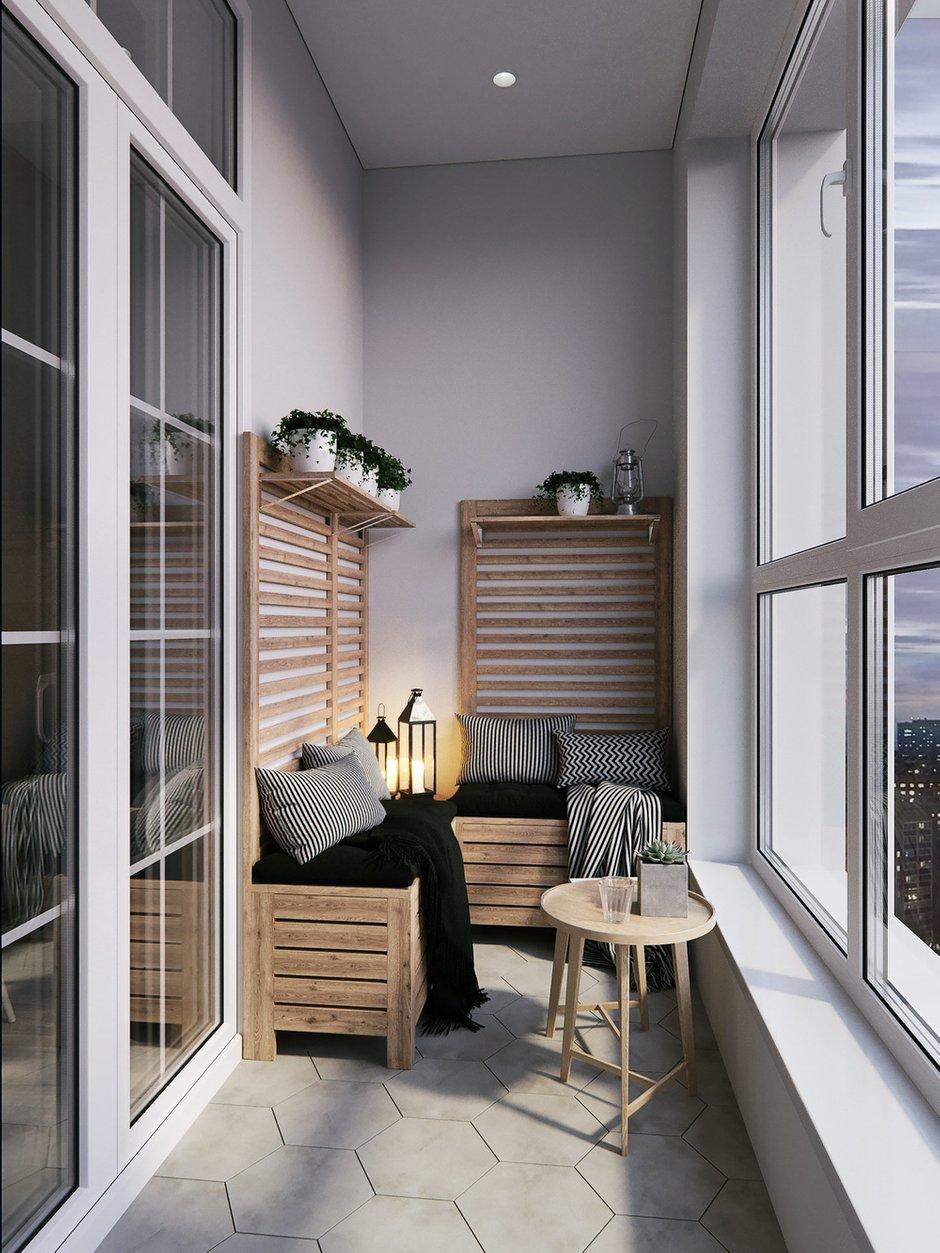 Фотография: Балкон в стиле Современный, Гид, фотоподборка – фото на INMYROOM