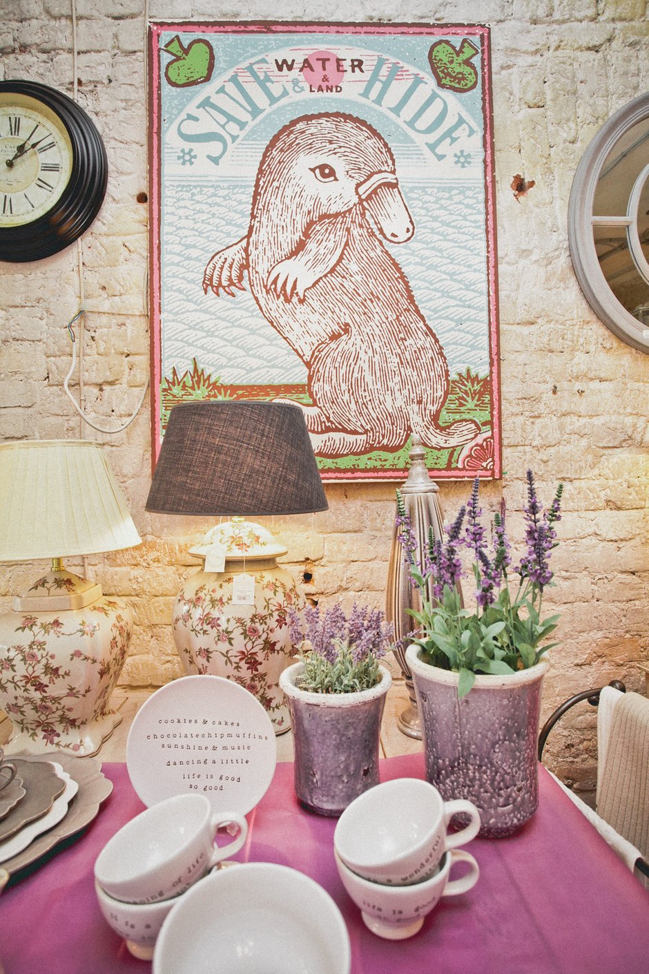 Фотография: Декор в стиле Прованс и Кантри, Индустрия, Новости, Прованс, Посуда – фото на INMYROOM