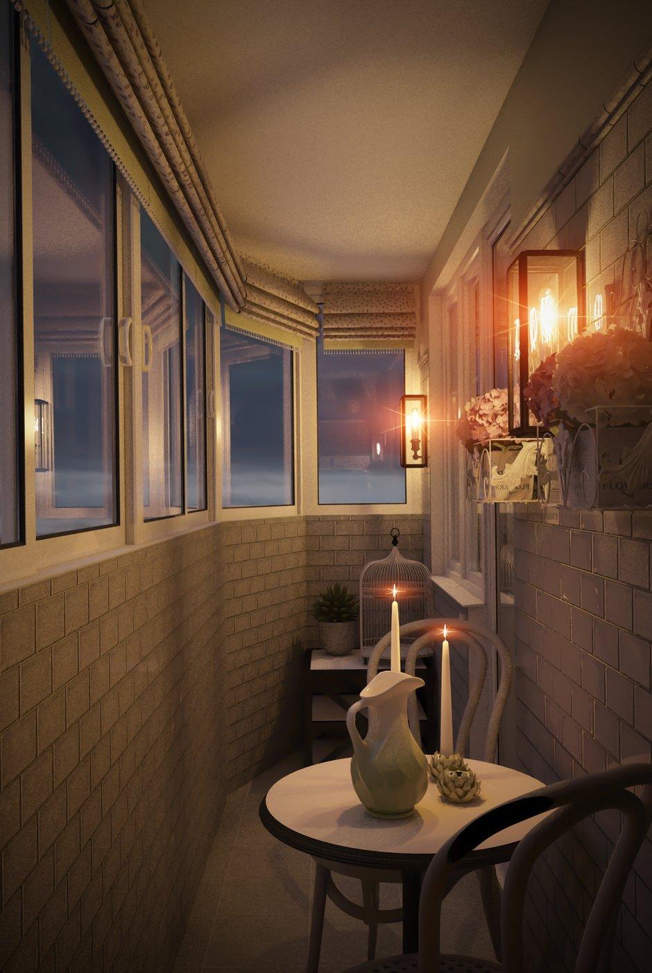 Фотография: Балкон, Терраса в стиле Прованс и Кантри, Интерьер комнат – фото на INMYROOM