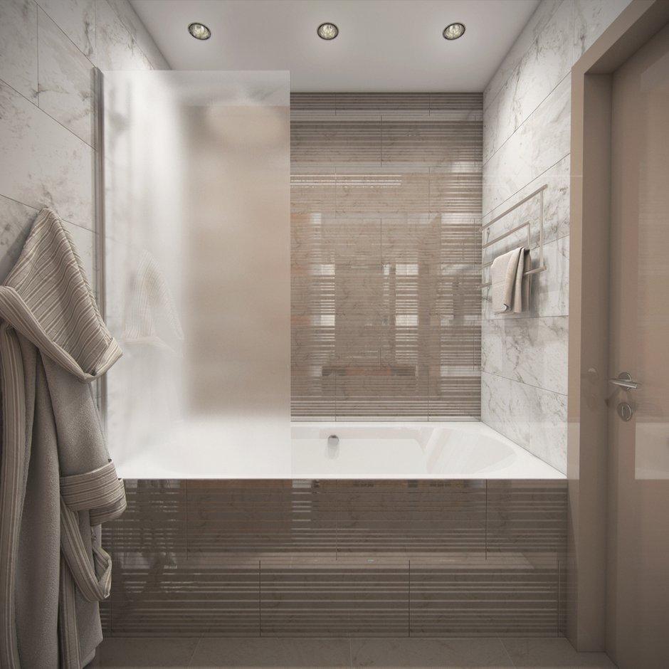 Фотография: Ванная в стиле Современный, Декор интерьера, Квартира, Дома и квартиры, Проект недели, Ligne Roset – фото на InMyRoom.ru