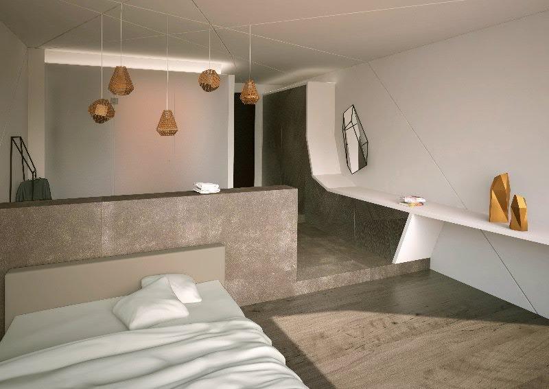 Фотография: Спальня в стиле Современный, Дома и квартиры, Городские места, Проект недели – фото на INMYROOM