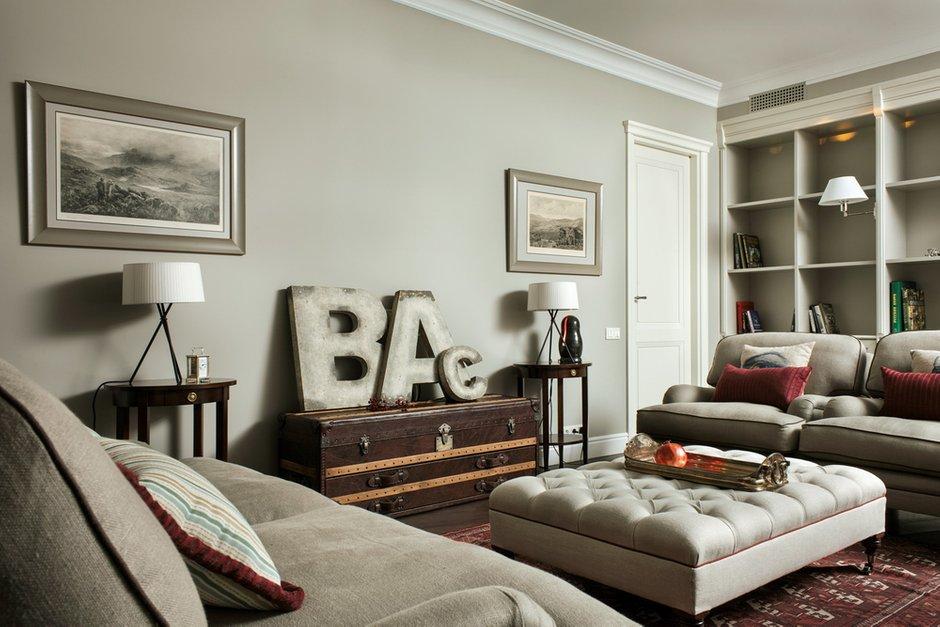 Фотография: Прочее в стиле , Эклектика, Квартира, Дома и квартиры – фото на INMYROOM
