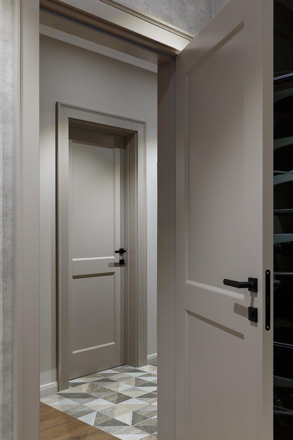 Фотография: Прихожая в стиле Современный, Квартира, Проект недели, 1 комната, 40-60 метров – фото на INMYROOM