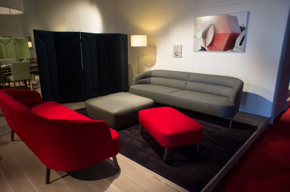 Фотография: Мебель и свет в стиле Хай-тек, Индустрия, События, Kartell, iSaloni – фото на INMYROOM