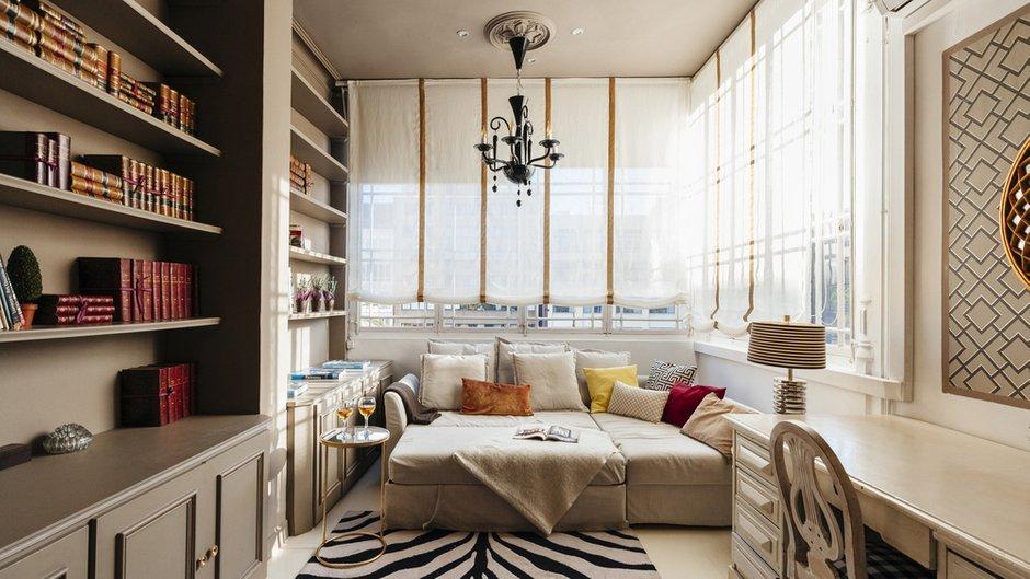 Квартира с тремя спальнями в самом центре Барселоны (от 26 546 рублей/ночь)