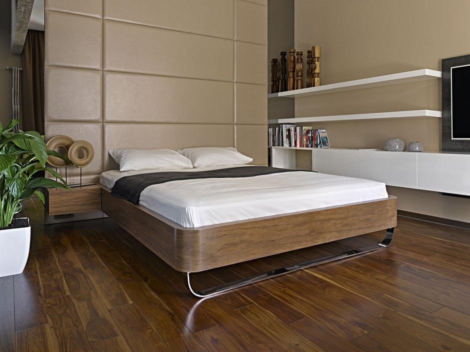 Фотография: Спальня в стиле Современный, Эко, Малогабаритная квартира, Квартира – фото на INMYROOM