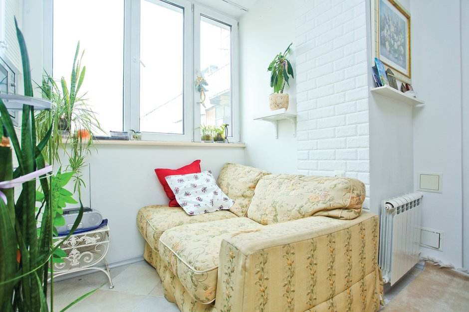 Фотография: Мебель и свет в стиле Скандинавский, Квартира, Дома и квартиры – фото на INMYROOM