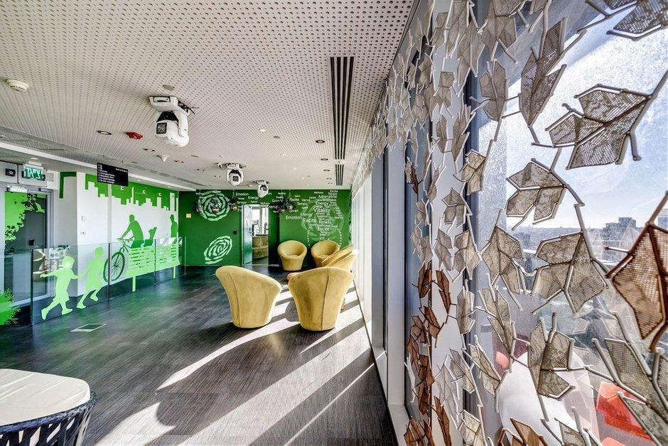 Фотография:  в стиле Современный, Декор интерьера, Офисное пространство, Офис, Дома и квартиры, Проект недели, Тель-Авив – фото на INMYROOM
