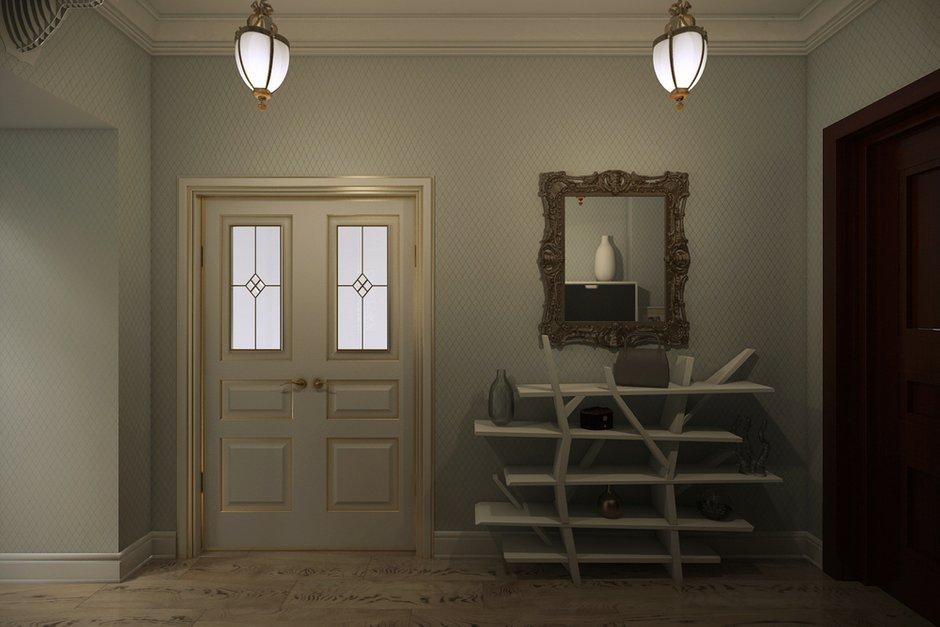 Фотография: Прихожая в стиле Прованс и Кантри, Квартира, Дома и квартиры, IKEA, Проект недели, Москва – фото на INMYROOM