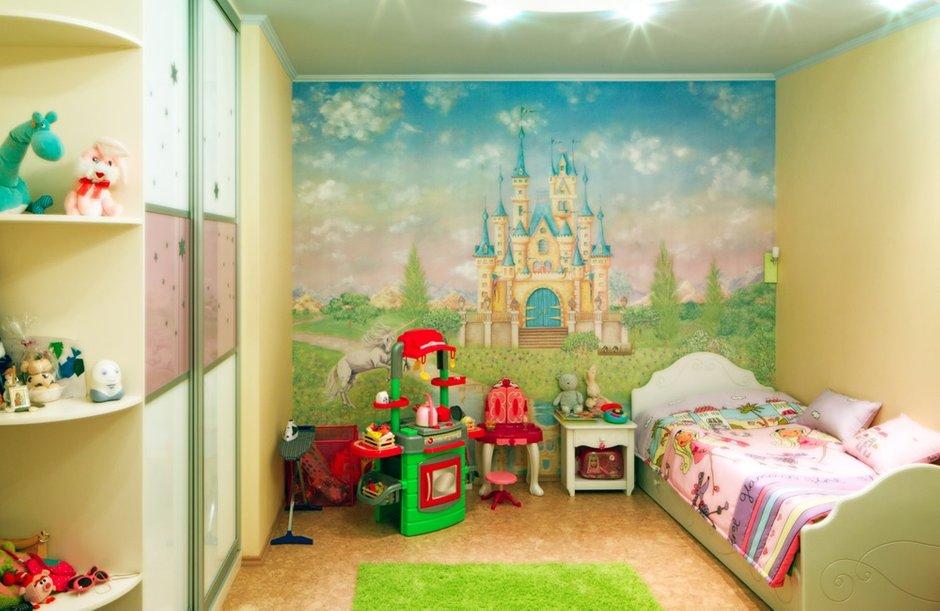 Фотография: Детская в стиле , Квартира, Дома и квартиры – фото на INMYROOM