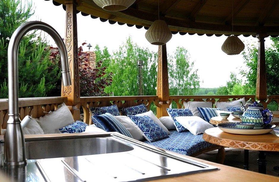 Фотография: Кухня и столовая в стиле Прованс и Кантри, Современный, Ландшафт, Стиль жизни, Женя Жданова – фото на INMYROOM