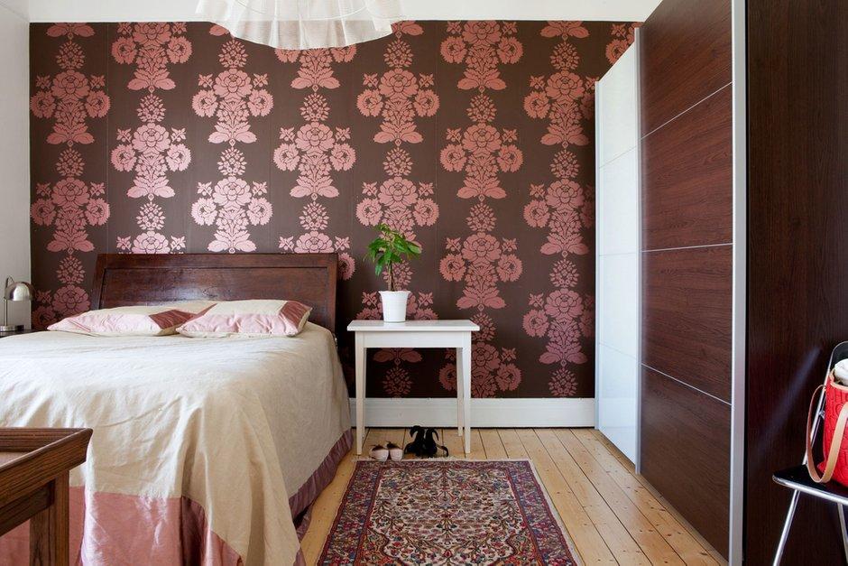 Фотография: Спальня в стиле Современный, Декор интерьера, Малогабаритная квартира, Квартира, Дома и квартиры, Ремонт – фото на INMYROOM