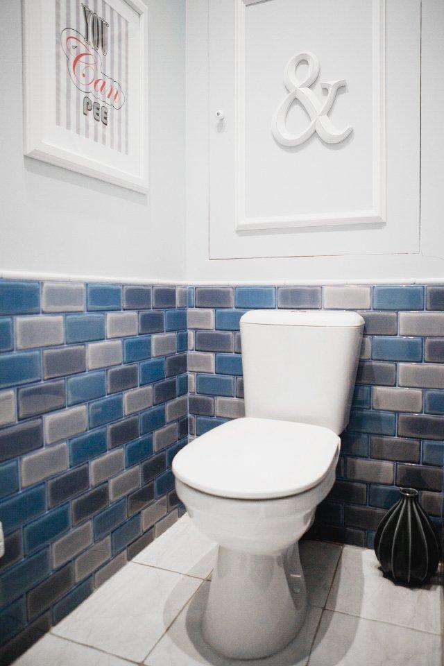 Фотография: Ванная в стиле Современный, Эклектика, DIY, Квартира, Дома и квартиры, IKEA – фото на INMYROOM