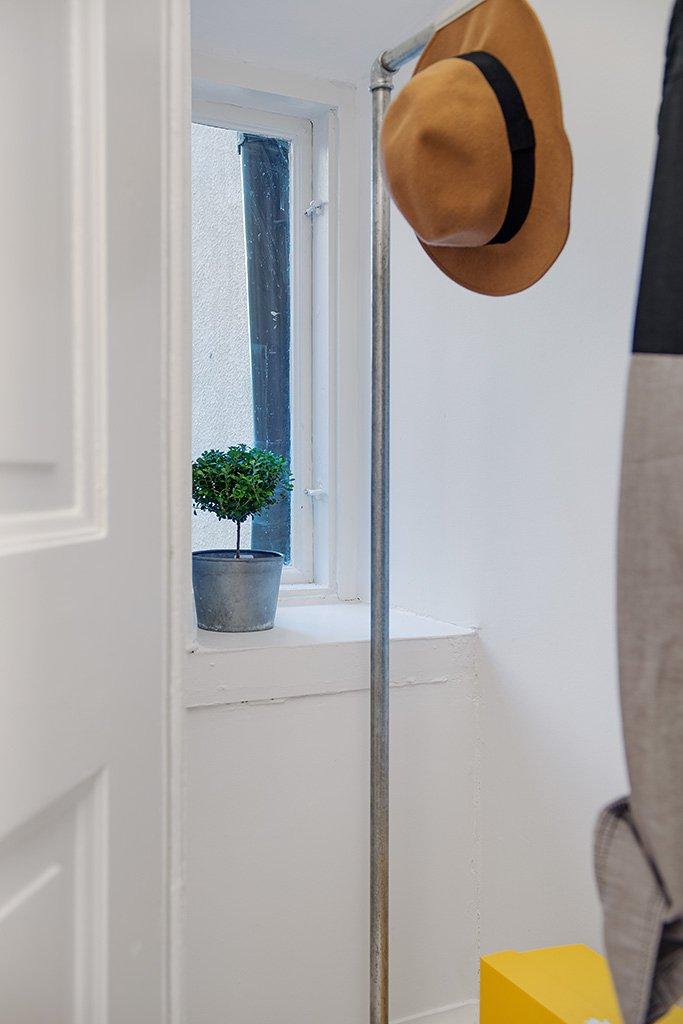 Фотография: Декор в стиле Скандинавский, Малогабаритная квартира, Квартира, Швеция, Дома и квартиры – фото на INMYROOM