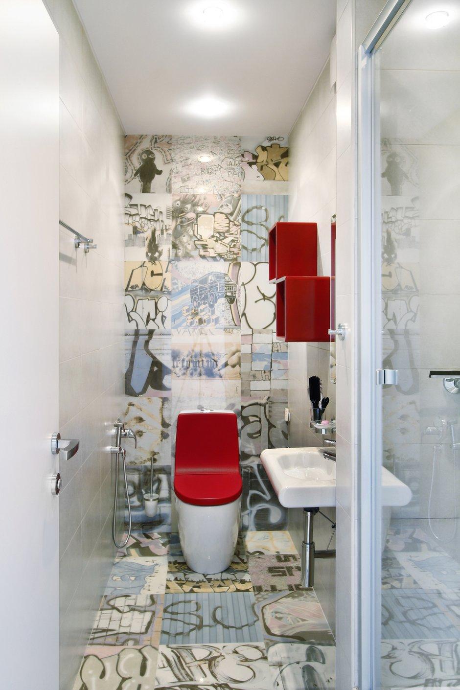 Фотография: Ванная в стиле Современный, Декор интерьера, Квартира, Massive, Дома и квартиры, 8 марта, SLV – фото на INMYROOM