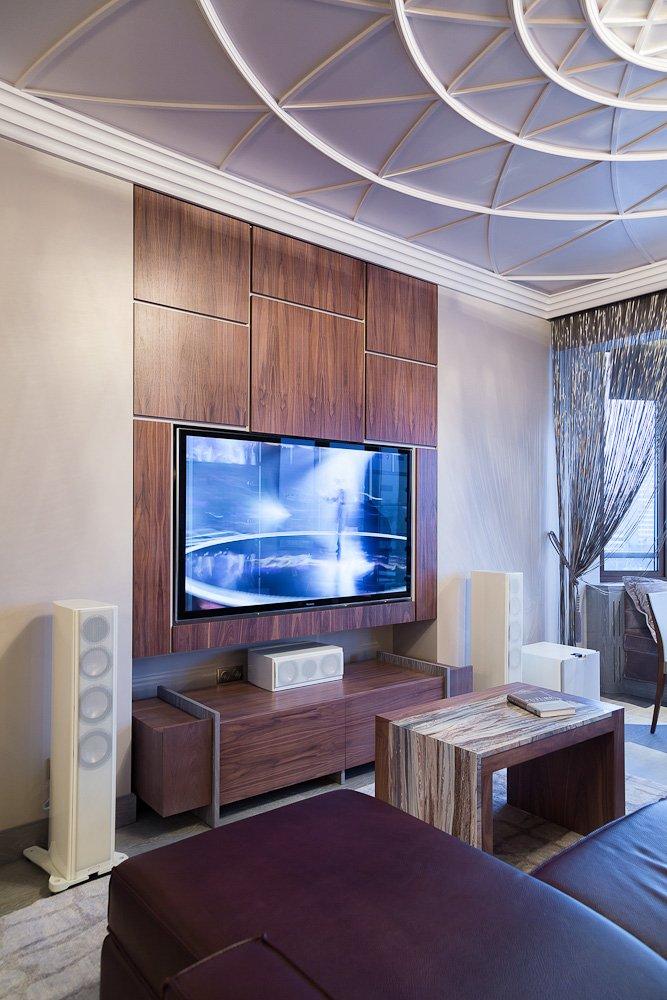 Фотография: Гостиная в стиле Лофт, Современный, Квартира, Дома и квартиры, Проект недели, Москва – фото на INMYROOM