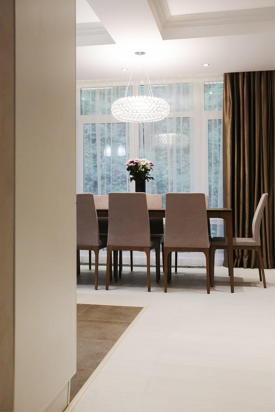 Фотография: Кухня и столовая в стиле Современный, Классический, Квартира, Дома и квартиры, Проект недели – фото на INMYROOM