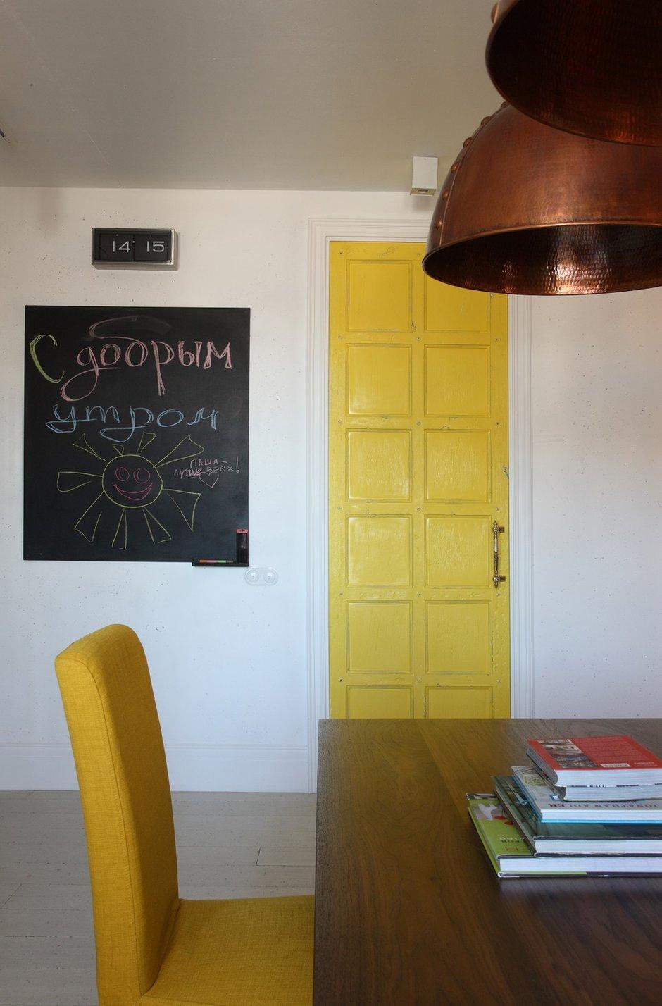 Фотография: Спальня в стиле Скандинавский, Эклектика, Квартира, Проект недели – фото на INMYROOM